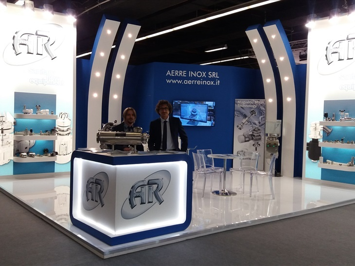ACHEMA 2018 – Thanks for experiencing our world!